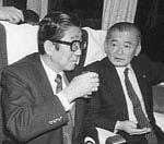 安陪首相の父